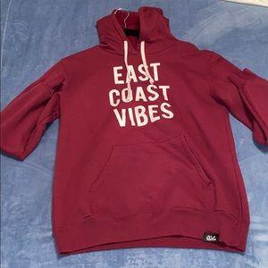 East Coast Lifestyle - Hoodie